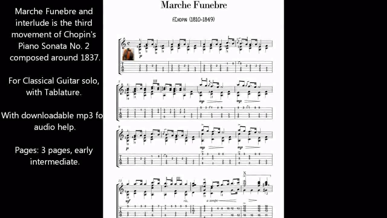 marche funebre chopin mp3