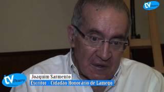 Tertúlia Literária do Hotel Lamego promove tributo ao escritor Joaquim Sarmento