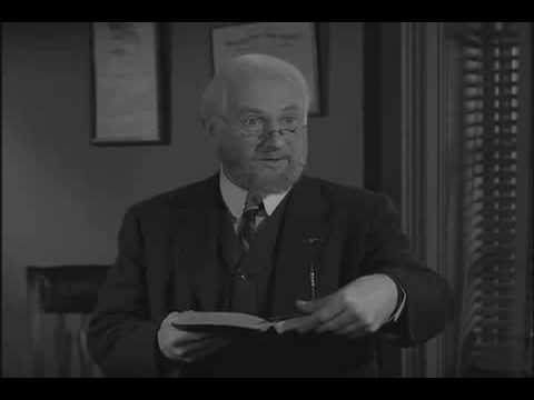 A Shropshire Lad  Twilight Zone  Donald Pleasence