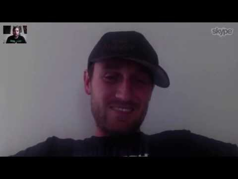 Walking Dead News interviews Josh Stewart!!!!