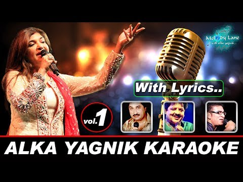 Sing Along With Alka Yagnik - Original Bollywood Karaoke - Vol.1