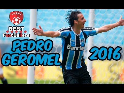 Pedro Geromel ● Grêmio ● 2016 ● Defensive Skills