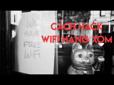 Cách hack pass wifi điện thoại mới nhất