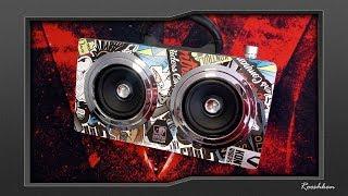 Kolorowy głośnik M8 od Chińczyka - potężny dźwięk! z  serwisu Light in The Box