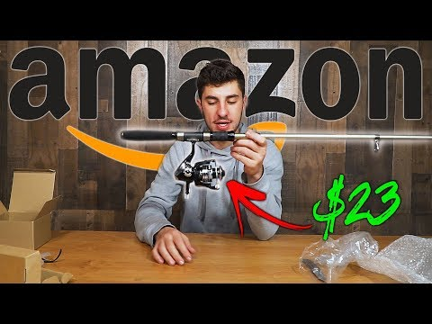 Is Amazon Fishing Gear Worth It?!