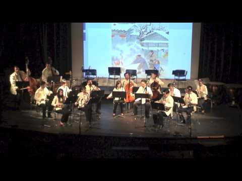 2012 ECPA Concert  弦樂合奏 良宵 HD版