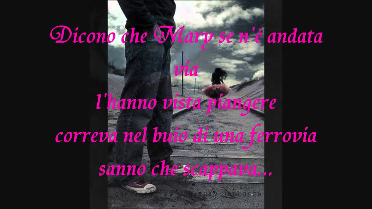 Gemelli diversi mary lyrics youtube - Mary gemelli diversi ...