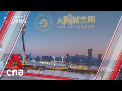 China slams Macau's Suncity in online gambling report