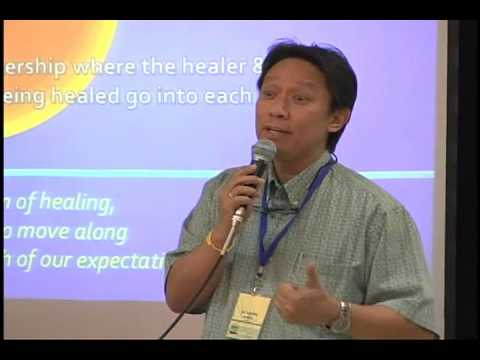 Dr. Eugene Ramos at the APS Congress (Part 1/8)