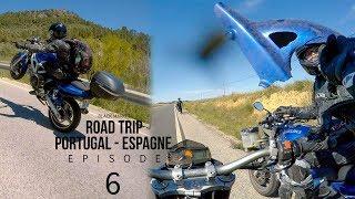 Grosse arsouille à moto en Espagne ! | BLKMRKT [ Portugal Espagne: Episode 06]