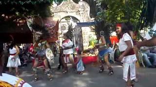 grupo ixtacoatl danza guerrero
