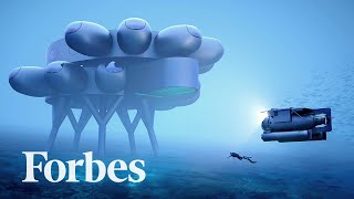 Aquanaut Fabien Cousteau's $135 Million ISS Of The Deep Sea | Forbes