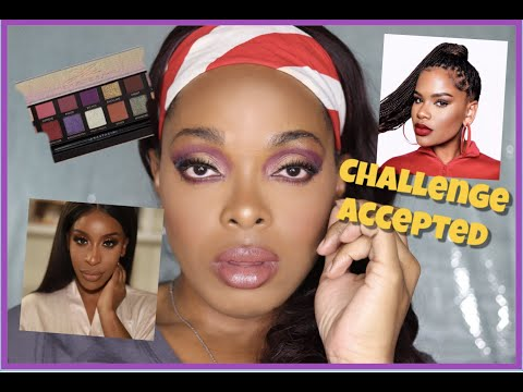 The Jackie Ania Palette Challenge! Alissa Ashley chose my palette colors. thumbnail