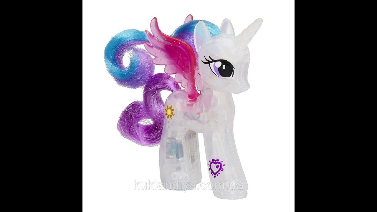 Пони.Светящаяся Пони Принцесса Селестия. My Little Pony ...