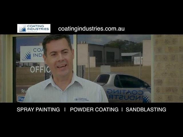 Coating Industries Australia - Spray Painting - 24
