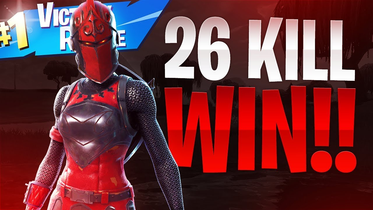 Fortnite Battle Royale 26 Kills Squad Win Youtube Fortnite Free V