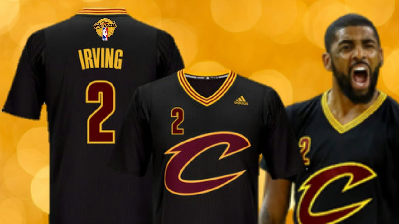kyrie irving cavaliers jersey