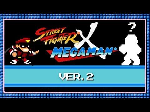 Street Fighter X Mega Man V2 -...