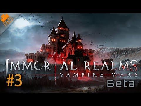 Immortal Realms: Vampire Wars - Gameplay en español - #3 Sandbox con Vlad Dracul