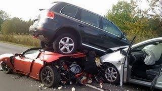 Самые страшные аварии подборка 2013 (Part 2) NEW! Car Crash Compilation 2013 (Part 2) NEW!