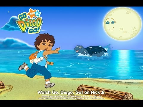 Go Diego Go! - Underwater Adventure | Full Game 2014