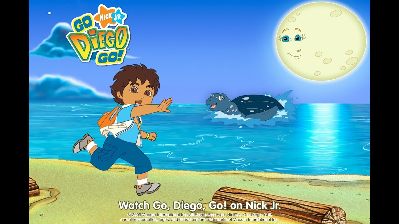 Go Diego Go  Underwater Adventure  Full Game 2014  YouTube