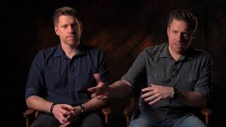 Winchester Directors Talk About The Movie - Michael And Peter Spierig