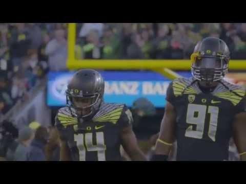 Oregon Football Pump Up 2015-2016 -