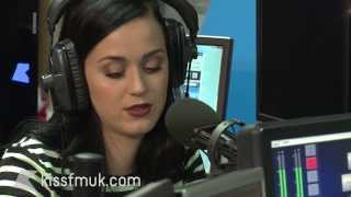 Katy Perry interview with the Kiss Breakfast Team - Kiss FM (UK) Video