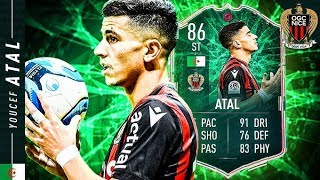 WHAT A BEAST!! 86 SHAPESHIFTERS ATAL REVIEW!! FIFA 20 Ultimate Team