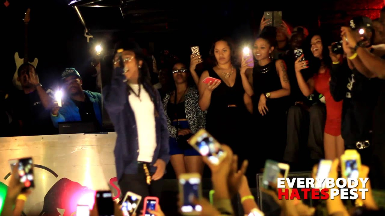 Jacquees Performs Persian Rugs At School Of Rock Youtube