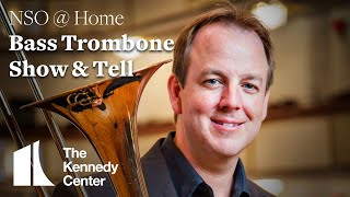 My Funny Cello Suite | NSO @ Home: Matthew Guilford, Bass Trombone