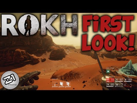 Rokh Ep 1 First Look !! Rokh Gameplay Z1 Gaming