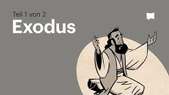 Buchvideo: Exodus (2. Mose) Kap. 1-18
