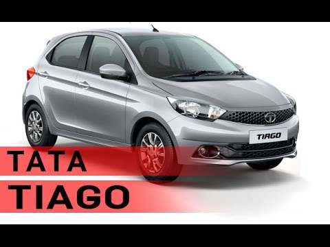Tata Tiago Price in India, Review, Test drive | Smart Drive 29 May 2016