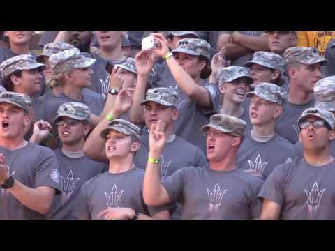 ASU vs. Notre Dame: Sun Devil Stadium 360