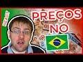 GRINGO REAGE AOS PREÇOS NO BRASIL | #REAÇÃO #GRINGA | Amigo Alemão #reaçãogringa