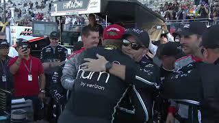 NBCSN: IndyCar 2017 Sonoma - Pit Reporter