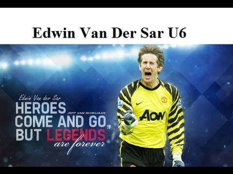 Review Edwin Van Der Sar U6