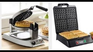 Top 5 Best Waffle Iron 2018
