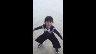 松田芹香ちゃんの郵便屋さんの縄跳び歌の 「ありがとさんっ」100連発!...