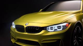 BMW M4 Coupe Concept 2013 Videos