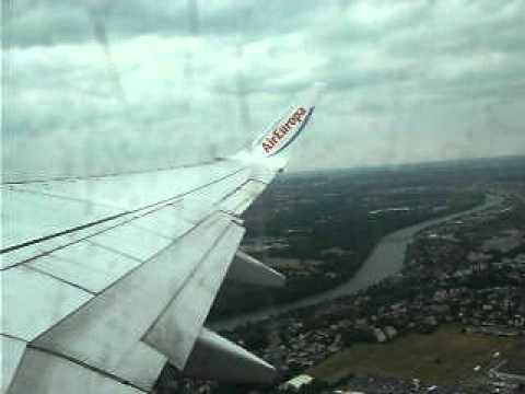 Air Europa takeoff ORY