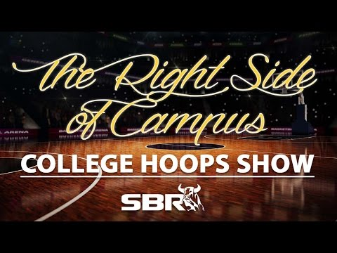 The Right Side of Campus LIVE College Hoops Show