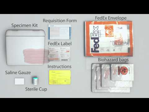UF Health Pathology Laboratories Muscle Specimen Collection and Handling Tutorial