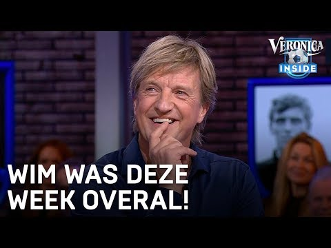 Wim was deze week overal! | VERONICA INSIDE