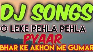 O Leke Pehla Pehla Pyar (Remix)   DJ KD Belle   Shamshad Begum, Mohd.Rafi, Asha Bhosle  Latest Remix