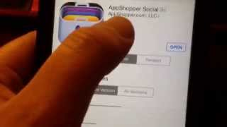 AppShopper for iPhone (Drunk Review)