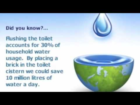Save Water Youtube