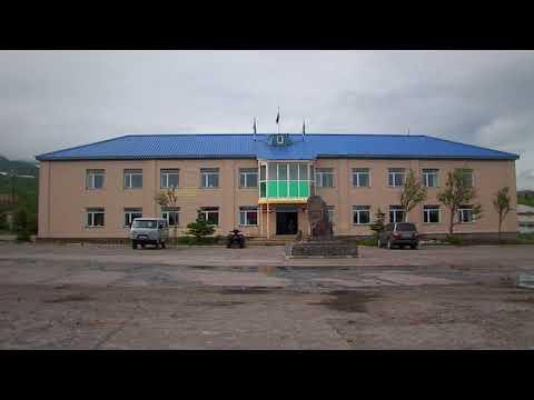 Пасмурный город Северо-Курильск